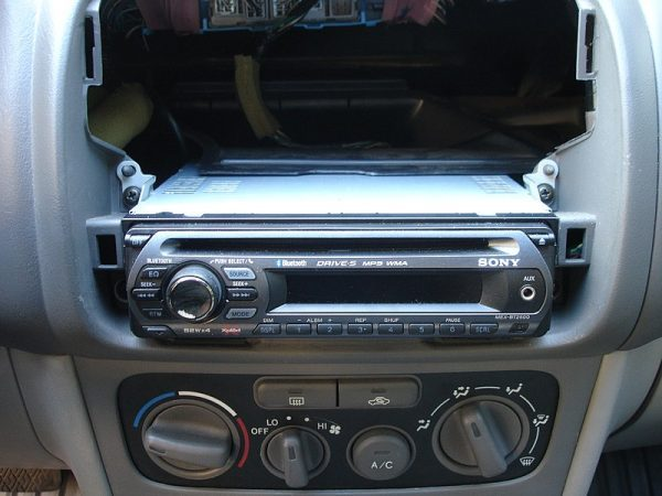 How to install aux input in a car stereo